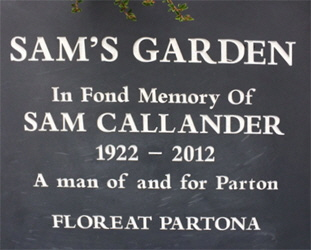 Sam_s_Garden_Plaque