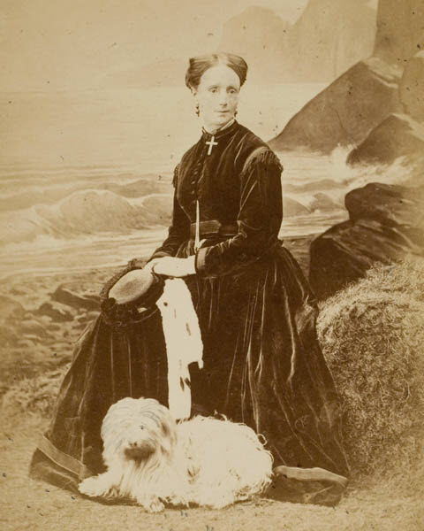 Mrs Clerk Maxwell